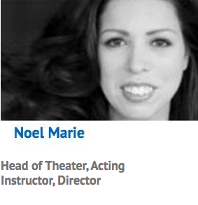 Winter Spring Performing Arts noel